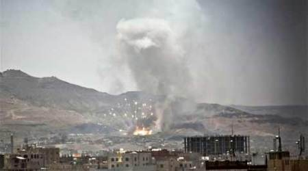 69 dead in Yemen capital arms depot blasts: Medicalofficial