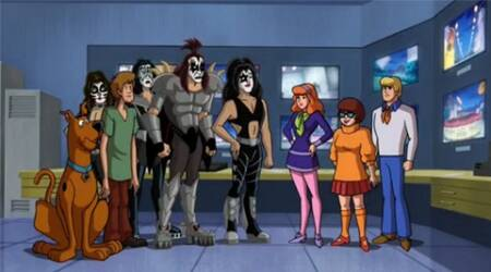 Rock band KISS to appear in animated 'Scooby-Doo' movie