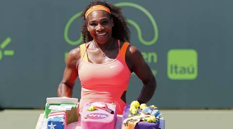 Miami Open, Serena Williams, Serena, Serena Williams Miami Open, Miami Open Serena Williams, Andy Murray, Murray, Tennis News, Tennis