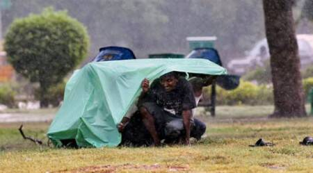 Nine killed as strong winds, heavy rain lash UP