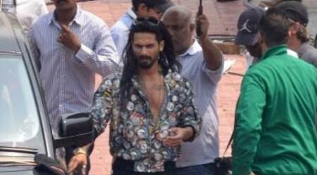 Revealed: Shahid Kapoor sports long tresses for 'Udta Punjab'