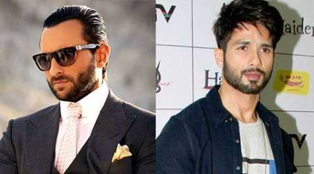 Shahid Kapoor, Saif Ali Khan together in Vishal Bharadwaj's next?