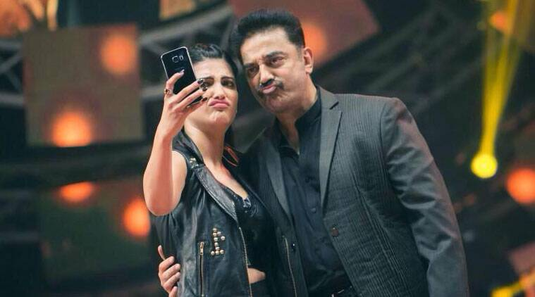 It Was Special To Dance With My Father Shruti Haasan  Entertainment News,The Indian
