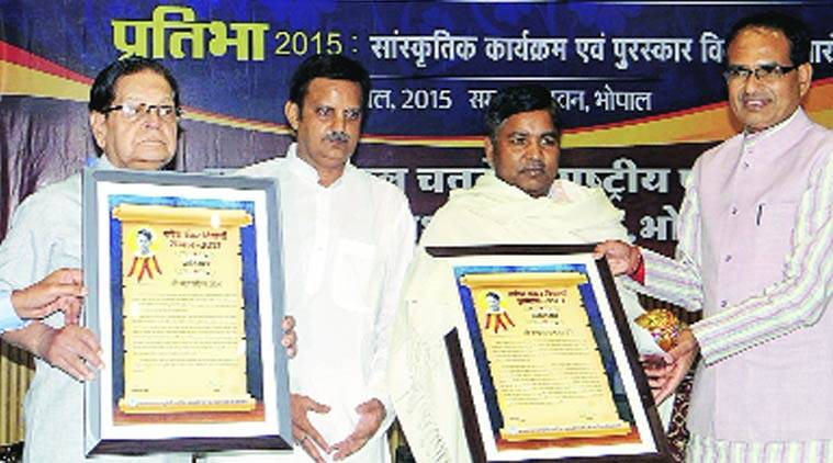 shyamlal yadav, indian express, Ganesh Shankar Vidyarthi Award, award, shyamlal yadav award, indian express award