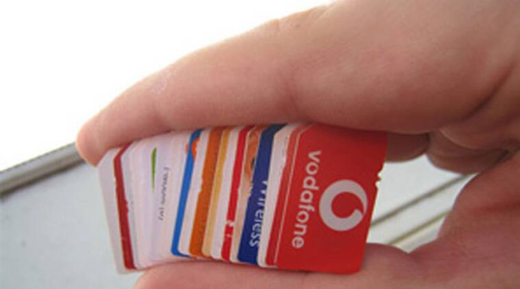 sim cards, illegal sim card, Sai Mandir burglary, Indian express, India news, Latest news