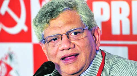 CPM, new face CPM, Sitaram Yechury, youth face, face of party, india news, national news, nation news