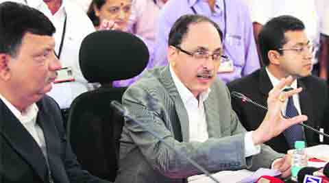 In new job, Kunte to hold staff meeting today | The Indian ...