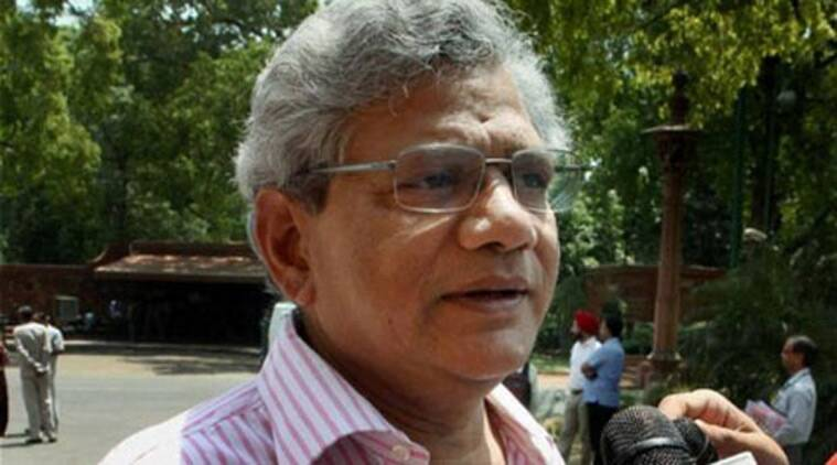 Sitaram Yechury,  Organiser CPM general secretary, Prakash Karat V.S. Achuthanandan, land acquisition bill, AAP, AAP farmer suicide, BJP,  BJP government, Ravi Shankar Prasad, Net Neutrality, Rahul Gandhi, india news, nation news