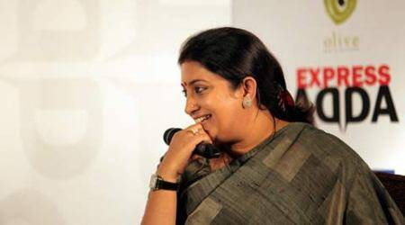 Delhi HC exempts Smriti Irani from personal appearance in defamation case