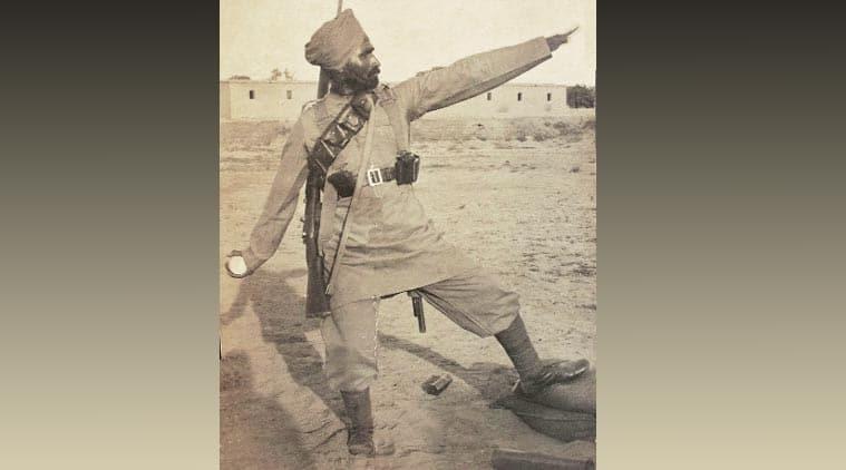 sikh regiment, art exhibition, delhi art exhibition, world war 1, world war i, world war art exhibition, talk, talk art, indian express