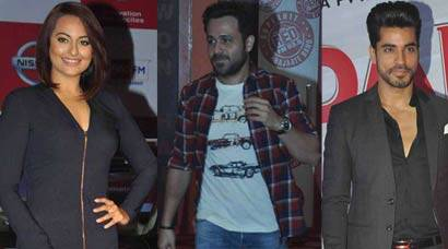 Of launches and promotions: Sonakshi Sinha, Emraan Hashmi, Gautam Gulati