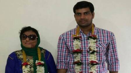 Acid attack survivor finds love, ties knot