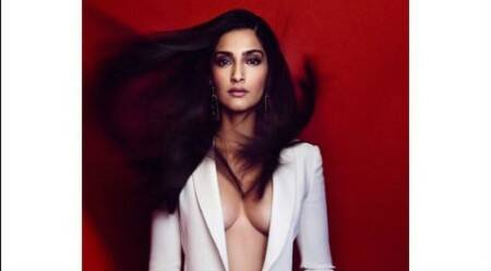 Sonam Kapoor goes bold, shares a jaw-dropping pic