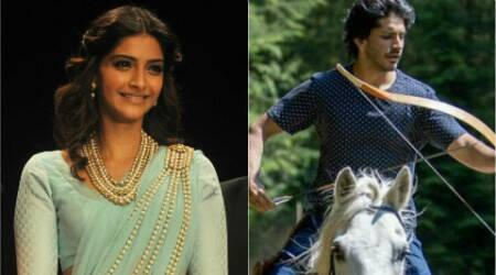 Revealed: Sonam Kapoor's brother Harshvardhan's look from 'Mirziya'