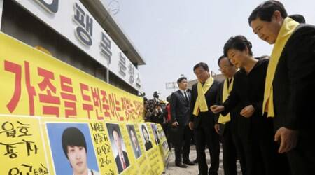 South Korea approve plans to salvage sunken ferry