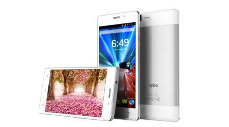 Spice launches Octa-Core Stellar 526n smartphone at Rs 7,999