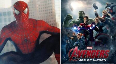 Avengers Age of Ultron, Spider-Man