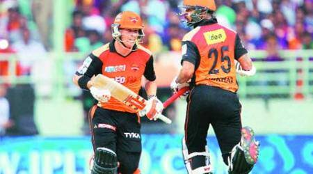 ipl, indian premier league, ipl 8, ipl 2015, ipl news, sunrisers hyderabad, mumbai indians, sachin tendulkar, mumbai news, india news, cricket news, indian express