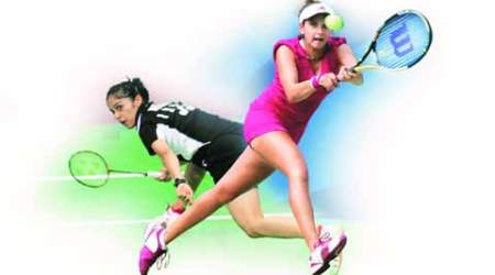 The Big Picture: The amazing coincidence of Saina Nehwal and Sania Mirza