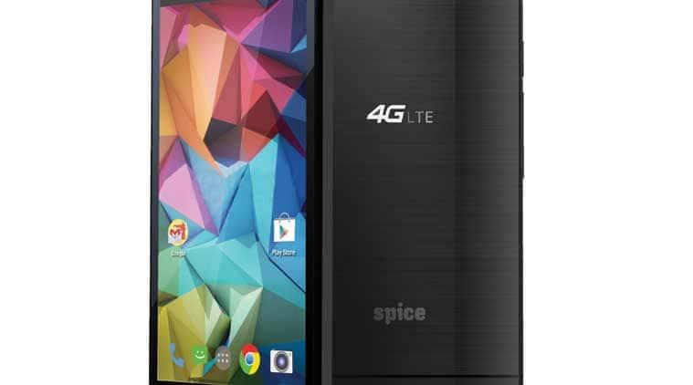 Spice Stellar 519, Spice Stellar smartphone