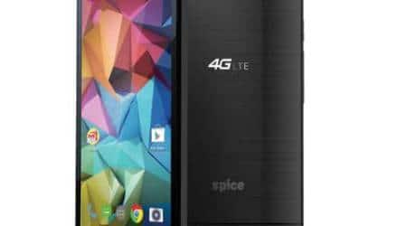 Spice unveils Stellar 519, its first 4G LTE smartphone; price Rs8,499
