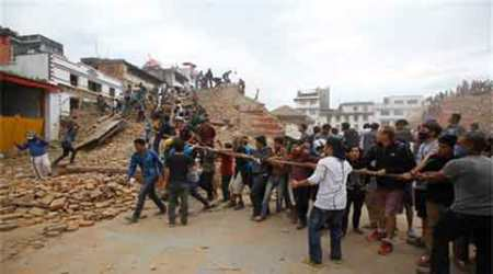 Over 100 Gujarati tourists feared stranded in quake-hit Nepal