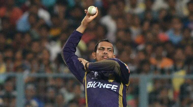 Sunil Narine barred from bowling off-breaks in IPL | Sports News,The Indian  Express
