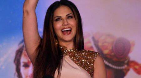 I don't mind making fool of myself on screen: Sunny Leone
