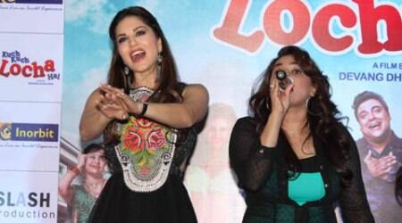 Sunny Leone likes live audience connect