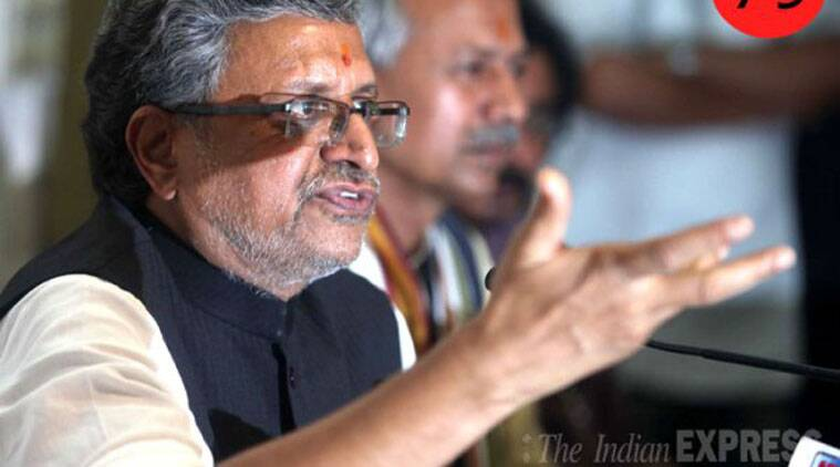 Sushil Kumar Modi, sushil modi wife fake degree, Nitish Kumar government, bihar fake degree, minister fake degree, JD(U) government, Ramdhani Singh, bihar news, india news, nation news