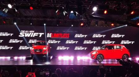 New Maruti Suzuki Swift (2018) launched at Auto Expo, introductory price starting from Rs 4.99lakh