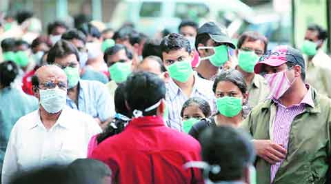 swine flu, swine flu pune, pune swine flu, pune swine flu death, swine flu death, swine flu cases, india news