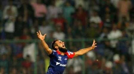 Tahir runs through MI to end DD's Kotla jinx