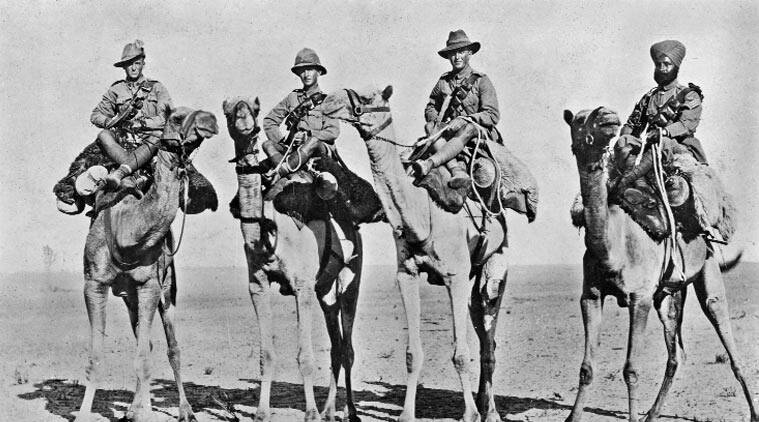 According to official war records, more than 5,000 Indian soldiers lost their lives in the Gallipoli campaign.