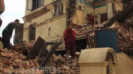 Because you care: The Indian Express Citizens' Initiative for Nepal earthquake