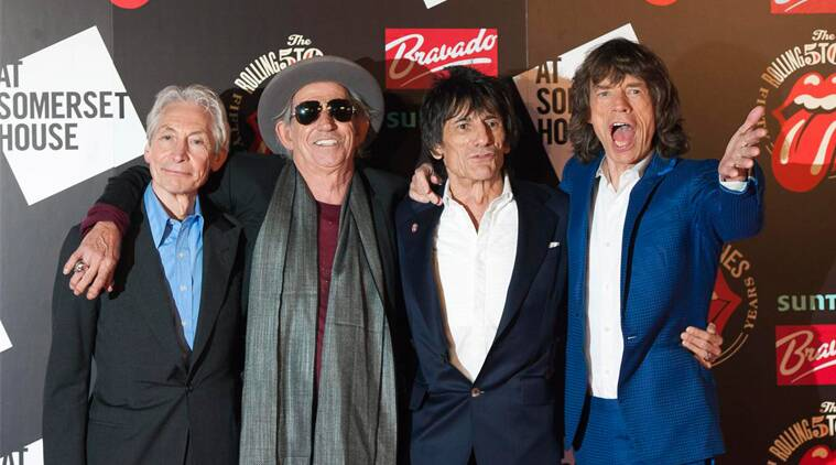 Latest photos of rolling stones