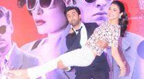 When Ranbir Kapoor took Anushka Sharma in his arms