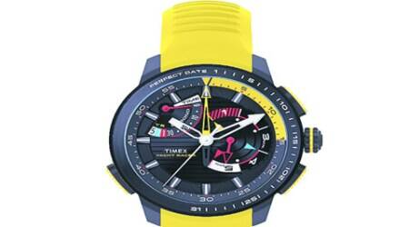 Timex has introduced its new analog Yacht Racer watch with Intelligent Quartz technology.