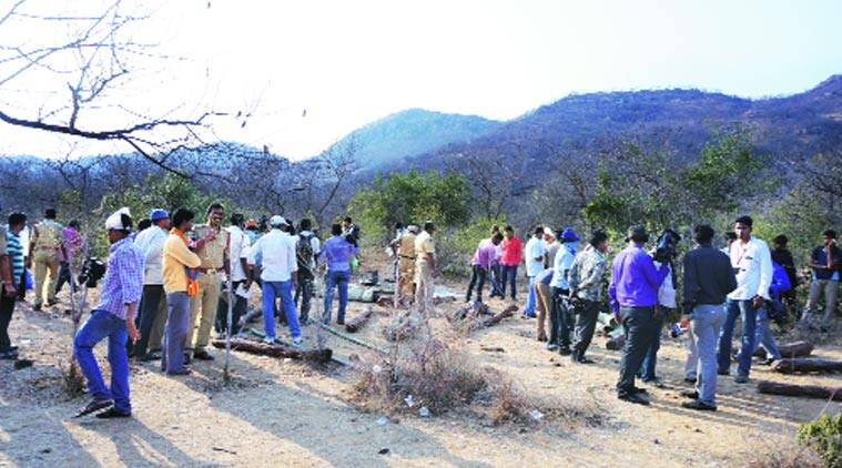 Tirupati encounter