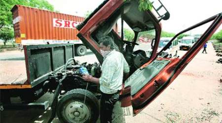Death By Breath Challenges: Age of trucks for ban tricky issue at govt's NGT meet