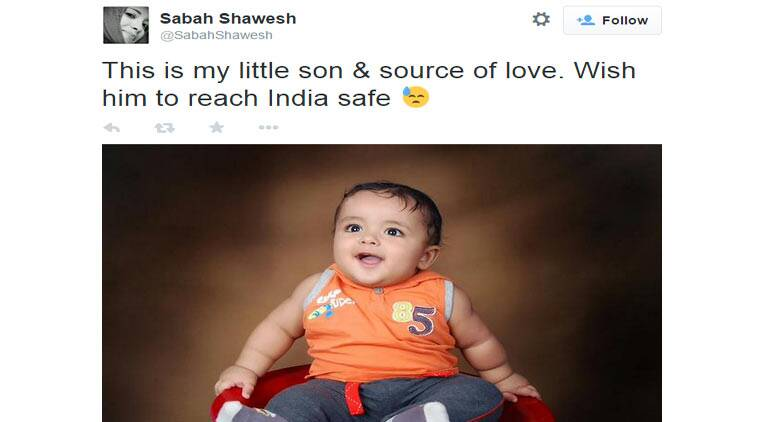 sushma swaraj, twitter, yemen crisis, twitter sos, sushma swaraj twitter, child rescued from yemen, indians rescued from yemen, yemen news, delhi news