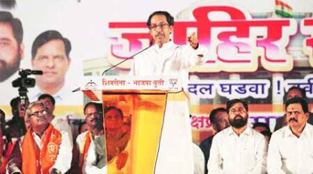 Sena-BJP alliance to take on NCP might in Navi Mumbai civic polls on April 22