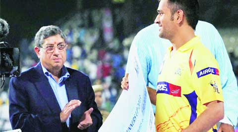 BCCI may scrap CSK de-merger