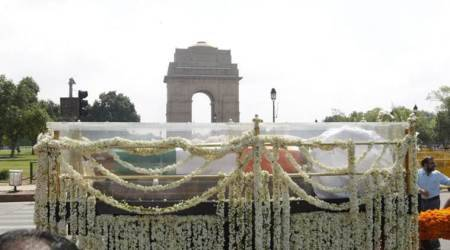 Atal Bihari Vajpayee funeral LIVE Updates: Former PM cremated with full state honours at Smriti Sthal