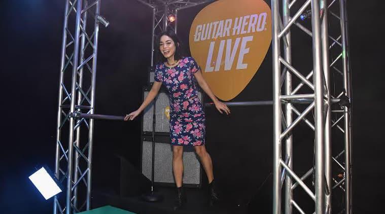 Vanessa Hudgens, Guitar Hero Live