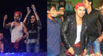 Varun Dhawan celebrates 28th birthday with Shraddha Kapoor and 'ABCD 2' team