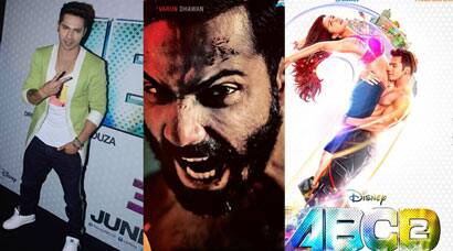 Varun Dhawan turns 28:  'Student' to 'Badlapur' – his rise in Bollywood