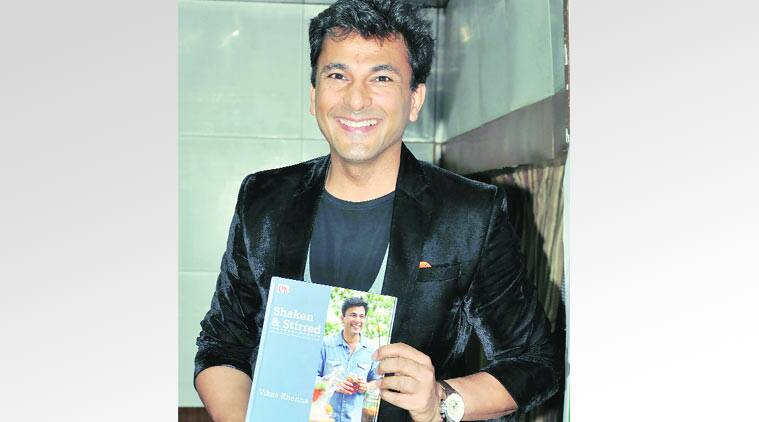 Vikas Khanna rolls out a book on non-alcoholic drinks for summer, before he heads to Cannes next month to launch Utsav, his book on festival food.