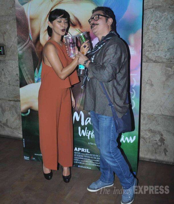 Richa Chadda, Gulshan Devaiah watch Kalki's 'Margarita with a Straw'