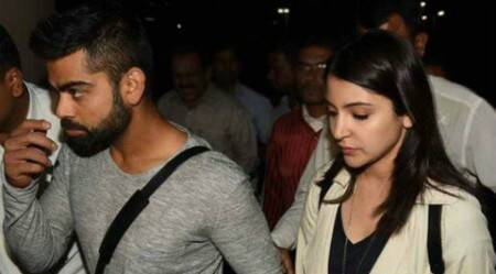 Anushka Sharma spends time with Virat Kohli in Delhi